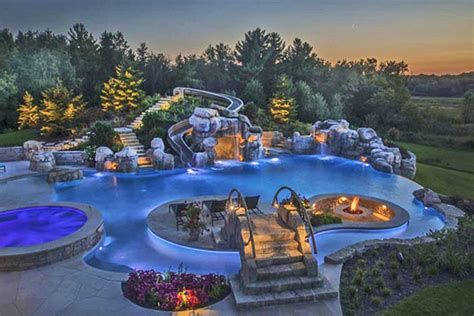 awesome backyard pools 25 of the most amazing pools in texas intheswim pool blog