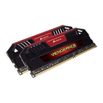 Memory Ram Ddr3 Corsair Vengeance Pro Cmy8gx3m2a1600c9b 2x4gb 1600mh 1 corsair 8gb low voltage ddr3 vengeance pro memory kit