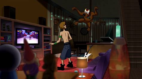 shaggy rogers s home scooby doo wrestlemania mystery