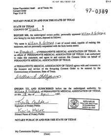 Notary Tx State Of Insurance Commissioner Taken Against