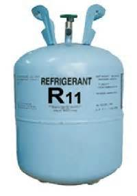 Refrigerant R11 china fluortrichloromethane r11 china refrigerant gas