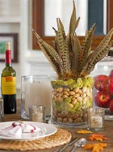 Fall Centerpieces With Feathers How To Make A Pheasant Feather Centerpiece Hgtv