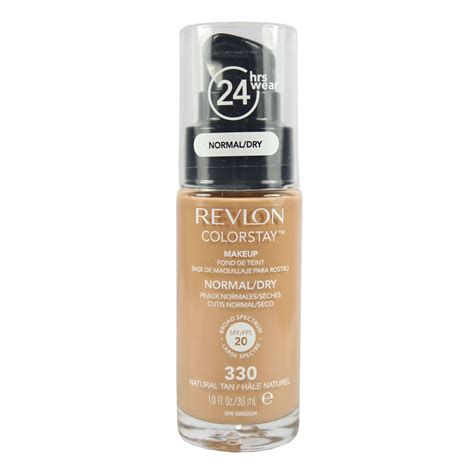 Mascara Dan Eyeliner Revlon 2 In 1 revlon colorstay coverage foundation 24hrs wear spf free matte makeup ebay