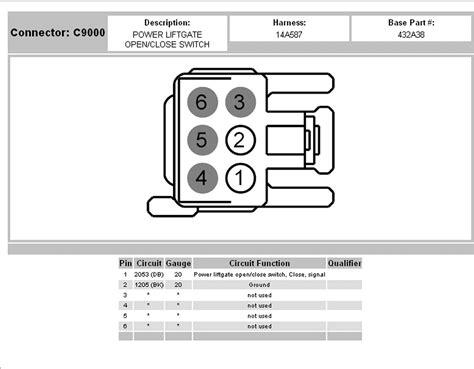 repair guides connector views 2006 connector views