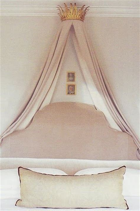 Crown Bed Canopy Crown Canopy Beds Canopies Pinterest