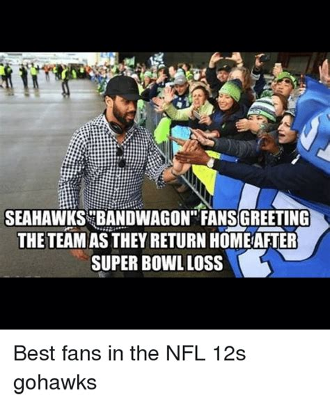 Seahawks Bandwagon Meme - funny bandwagon fan memes of 2016 on sizzle finals