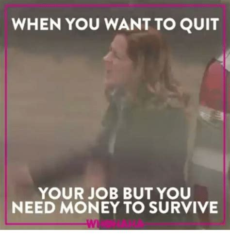 Detox Your When You Want To Quit by 25 Best Memes About Quitting Your Quitting Your