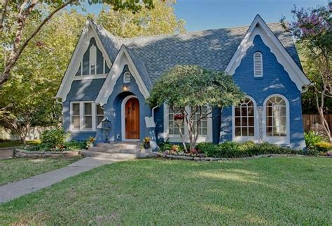 Blue Cottage by Blue Cottage Blue Cottages Exterior Paint For New