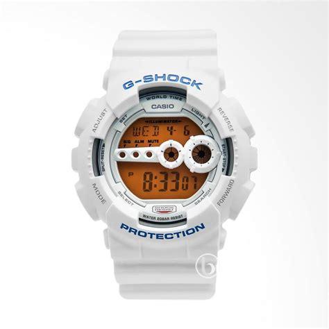 Jam Tangan Pria G Shock Gax100 White jual casio g shock gd 100sc 7dr limited edition jam tangan