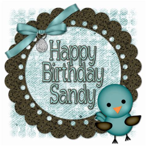 Happy Birthday Sandy   Flickr   Photo Sharing!