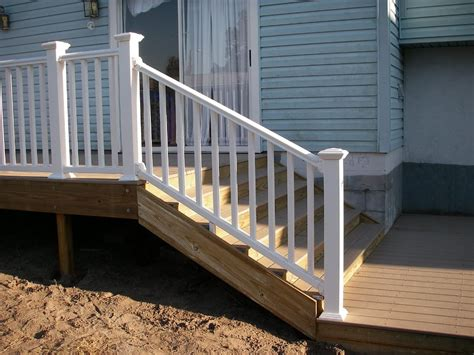 tips safety for vinyl stair railing kits founder stair