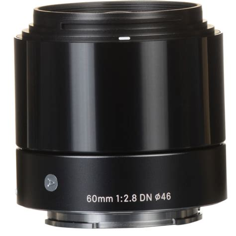 Sigma 60mm F 2 8 Dn A sigma 60mm f2 8 dn a sony black