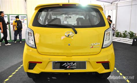 Alarm Daihatsu Ayla impression review perodua axia kembaran agya ayla
