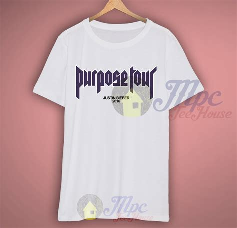 Purpose Tour 2016 purpose tour bieber 2016 t shirt mpcteehouse