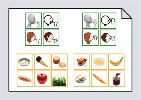 imagenes motivadoras para no comer l 225 minas fotos y pictogramas verbos comer y beber