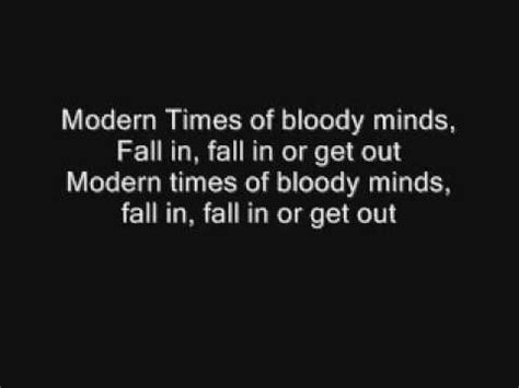 bloody lyrics the briggs bloody minds with lyrics