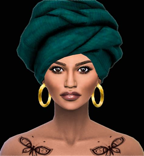 sims 4 african american cc the sims 4 natural curly hair newhairstylesformen2014 com