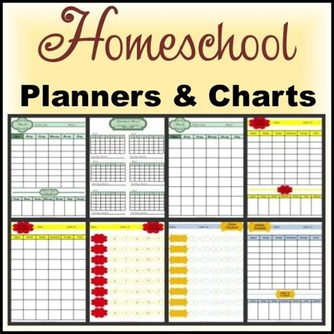 free printable homeschool planner pages 17 best images about free homeschool planners on pinterest