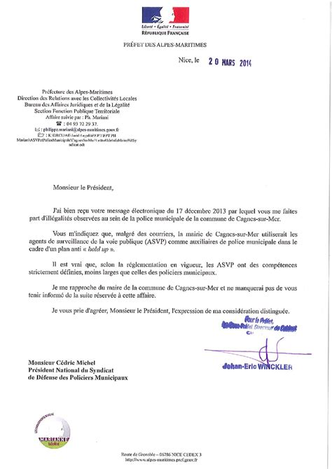 Lettre De Motivation De Municipale Modele Lettre De Motivation Pour Etre Asvp Document