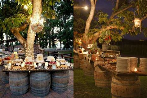 Country Chandelier 9 Creative Ideas For Rustic Wedding Decorations