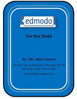 edmodo qr code your smarticles edmodo