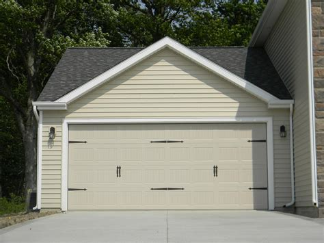 Lancia Homes Floor Plans garage door and exterior trim lancia homes