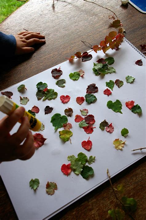 Art And Craft Home Decor | 4 diy autumn home decor craft ideas using leaves the