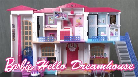 Field Design For Real Barbies by Hello Dreamhouse From Mattel