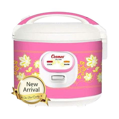 Rice Cooker Cosmos Second jual cosmos crj 3306 rice cooker 1 8 l harga