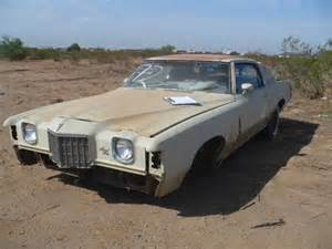 1972 Pontiac Grand Prix Parts 1972 Pontiac Grand Prix 72po8461d Desert Valley Auto