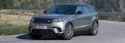 range rover velar coupe price specs release date carwow