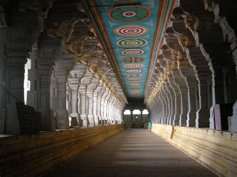 The Interior See by File Rameswaram Temple Inside Jpg Wikimedia Commons