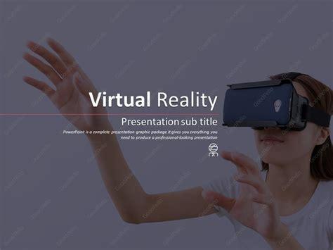 powerpoint templates for virtual reality virtual reality ppt goodpello