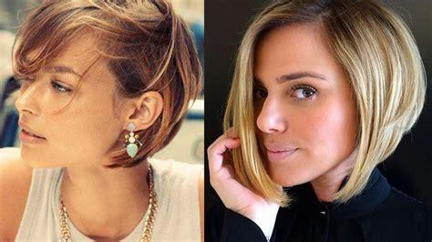 cortes modernos cortes de cabello oto 209 o invierno 2017 2018 moda para