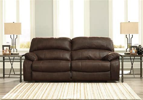 Zavier Truffle 2 Seat Reclining Power Sofa 2 Seat Reclining Sofa