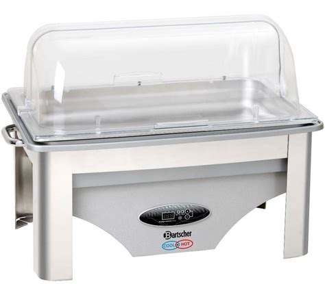 Bartscher Electric Hotdog Machine bartscher electric chafing dish quot cool quot 1 1 gn horecatraders buy commercial