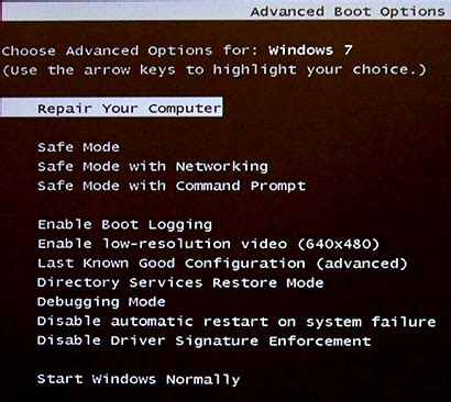 how i restore my laptop from windows 7 to its original windows vista recovery partition
