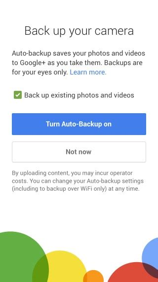 Google Auto Back by How To Back Up Your Iphone Photos