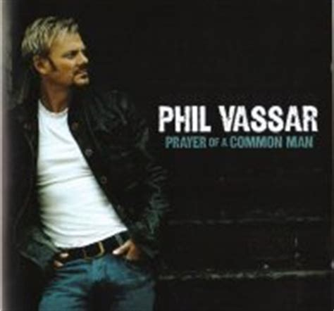 phil vassar biography and cds albums for sale