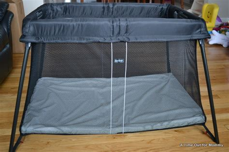 Baby Bjorn Light Travel Crib Travel Light With Baby Bjorn Enter To Win Your Own Travel Light Crib Giveaway A Time Out