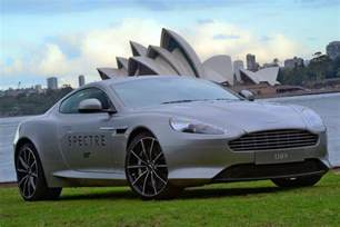 Bond Db9 Aston Martin Aston Martin Db9 Gt Bond Edition Lands In Australia
