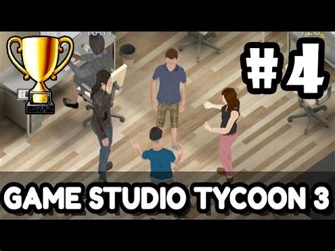 game dev tycoon gameplay pc hd youtube game studio tycoon 3 winning game of the year award