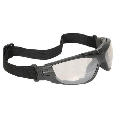 radians bifocal reading safety goggles glasses cuatro