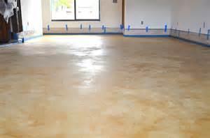 stained concrete floor colors acid staining concrete floors