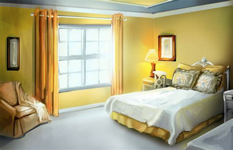 17 best ideas about yellow wall paints on pinterest study yellow bedroom by charfade on deviantart