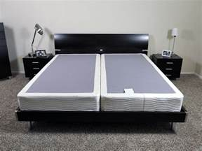 Make Platform Bed Frame by Do You Need A Boxspring Sleepopolis