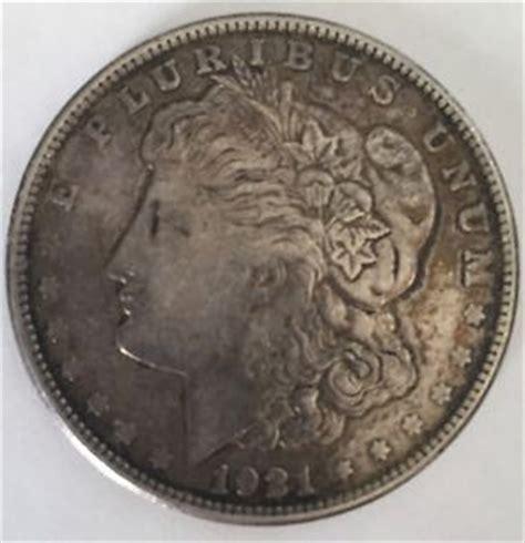 1 dollar silver coin 1921 1921 s silver 1 one dollar coin