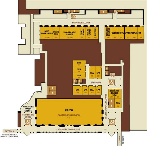 indiana convention center floor plan dorkland i hear you like maps so i put maps in your maps