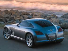Chrysler crossfire review and photos