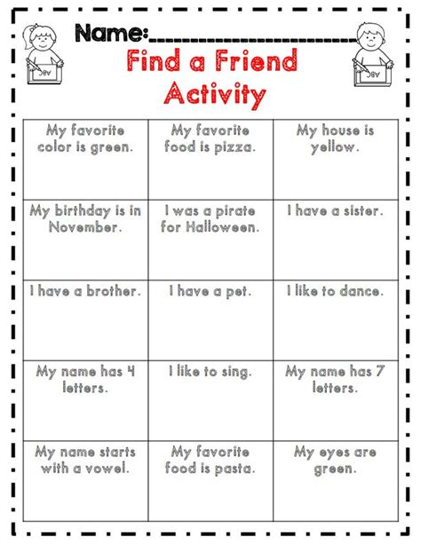 Friendship Worksheets by 25 Best Ideas About Friend Activities On